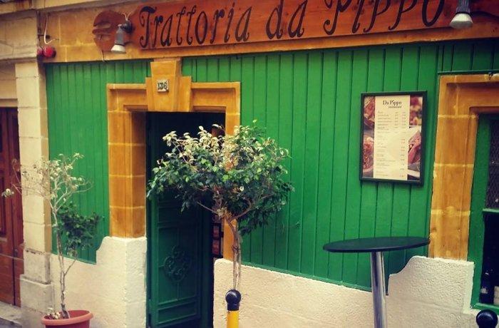 Trattoria Da Pippo La Falconeria Hotel Malta